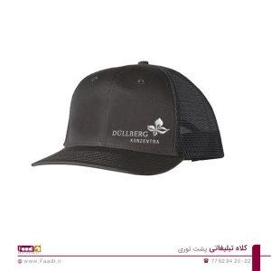 کلاه تبلیغاتی پشت توری -02
