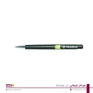03 - خودکار تبلیغاتی پلاستیکی PP-270b