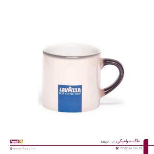 لیوان سرامیکی تبلیغاتی کد majic - 01