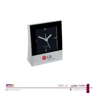 ساعت رومیزی تبلیغاتی کد ۵۵۲۰