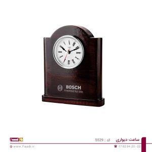 01 - ساعت رومیزی تبلیغاتی کد ۵۵۲۹